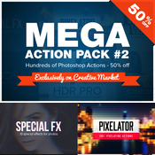 Creativemarket Mega Action Pack 2 8777 icon