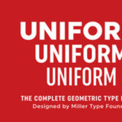 Uniformfontfamily18fonts468 icon