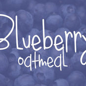 Creativemarket Blueberry Oatmeal 159899 icon