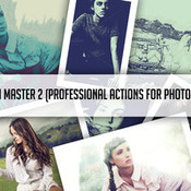 Creativemarket Sketch Master 2 Photoshop Action 255963 icon
