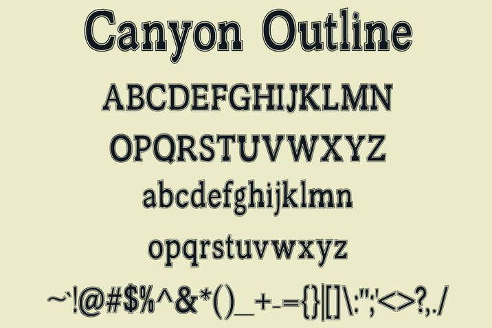 Creativemarket_Canyon_Font_in_Three_Styles_298074_cap04