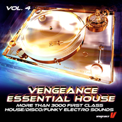 Vengeance Essential House Vol 4 icon