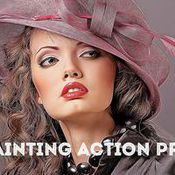 Creativemarket Painting Action Pro Photoshop 327493 icon