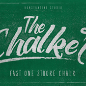 Creativemarket The Chalker 328811 icon