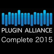 Plugin Alliance Complete 2015 logo icon