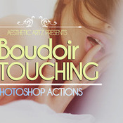 Creativemarket Boudoir Retouching Photoshop Actions 330158 icon