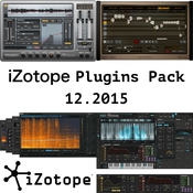 Izotope plugins pack logo icon