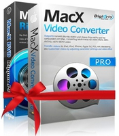 Macx dvd video converter pro pack box icon