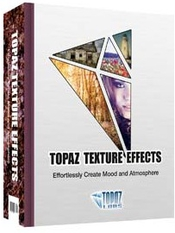 Topaz texture effects box icon