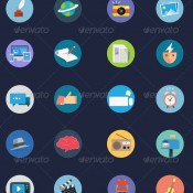 80_fresh_flat_vector_icons