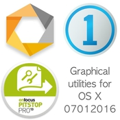 Graphical utilities for os x 07012016 logo icon