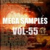 Mega samples vol 55 logo icon