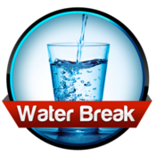 Water break by raj kumar shaw icon