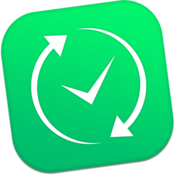 Chrono plus time tracker timesheet with billing invoicing and reporting icon