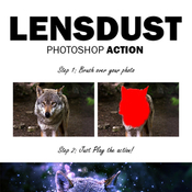 Lensdust photoshop action 12408938 icon