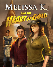 Melissa k and the heart of gold collectors edition box icon
