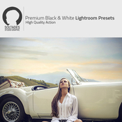 Premium black and white lightroom preset 10941688 icon