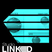 Studio linked collection logo icon