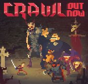 Crawl early access humble icon