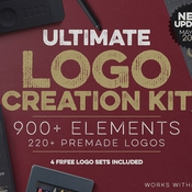 Logo creation kit bundle edition 490891 icon