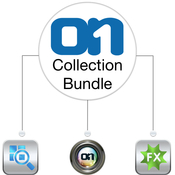 On1 collection bundle logo icon