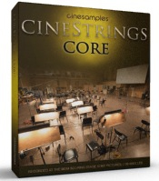 Cinesamples cinestrings core boxshot icon
