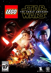 Lego star wars the force awakens boxshot icon
