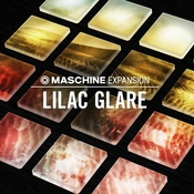 Native instruments maschine expansion lilac glare icon