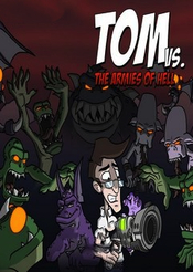 Tom vs the armies of hell game icon