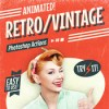 Animated retro vintage film photoshop actions by blacknull 17701681 icon