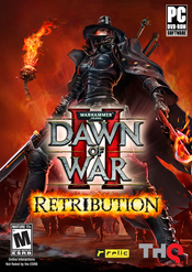 Warhammer 40000 dawn of war ii retribution icon