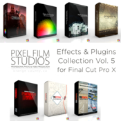Pixel film studios effects and plugins collection vol 5 icon
