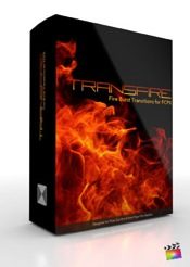 TransFire - Fire Burst Transitions for FCPX
