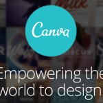 Getting to know Canva - The basic service is free with hundreds of templates & layouts to choose from and for small business it's a huge graphic design help | MAC5 Blog