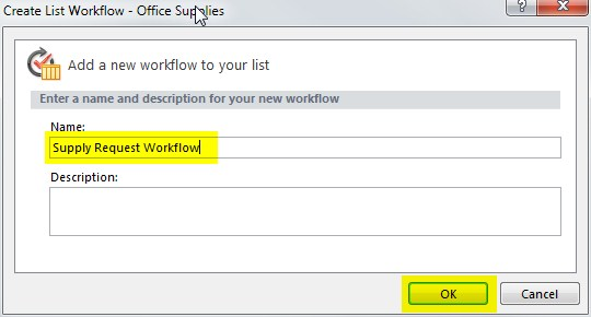 Guide In Developing Initiation Form On Sharepoint Workflows