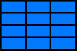 10 Grid View