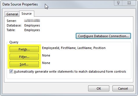 07 Configure Database Connection 4