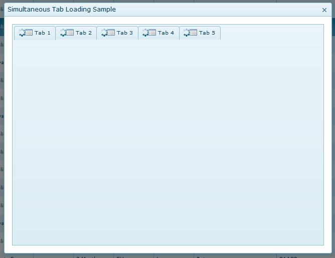 Loading all Kendo UI TabStrip Tabs Simultaneously – Raymund