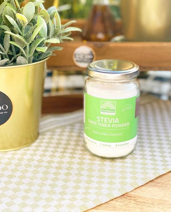 Stevia Sweetener Powder Mattisson (250g)