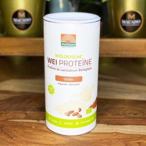BIO Wei Proteïne Cacao (450g)