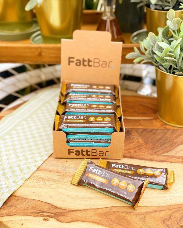 FATTBAR Chocolate Bites (16 x 2x27g)