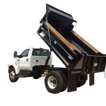 Dump Trucks For Rent In Indiana Michigan Macallister Rentals