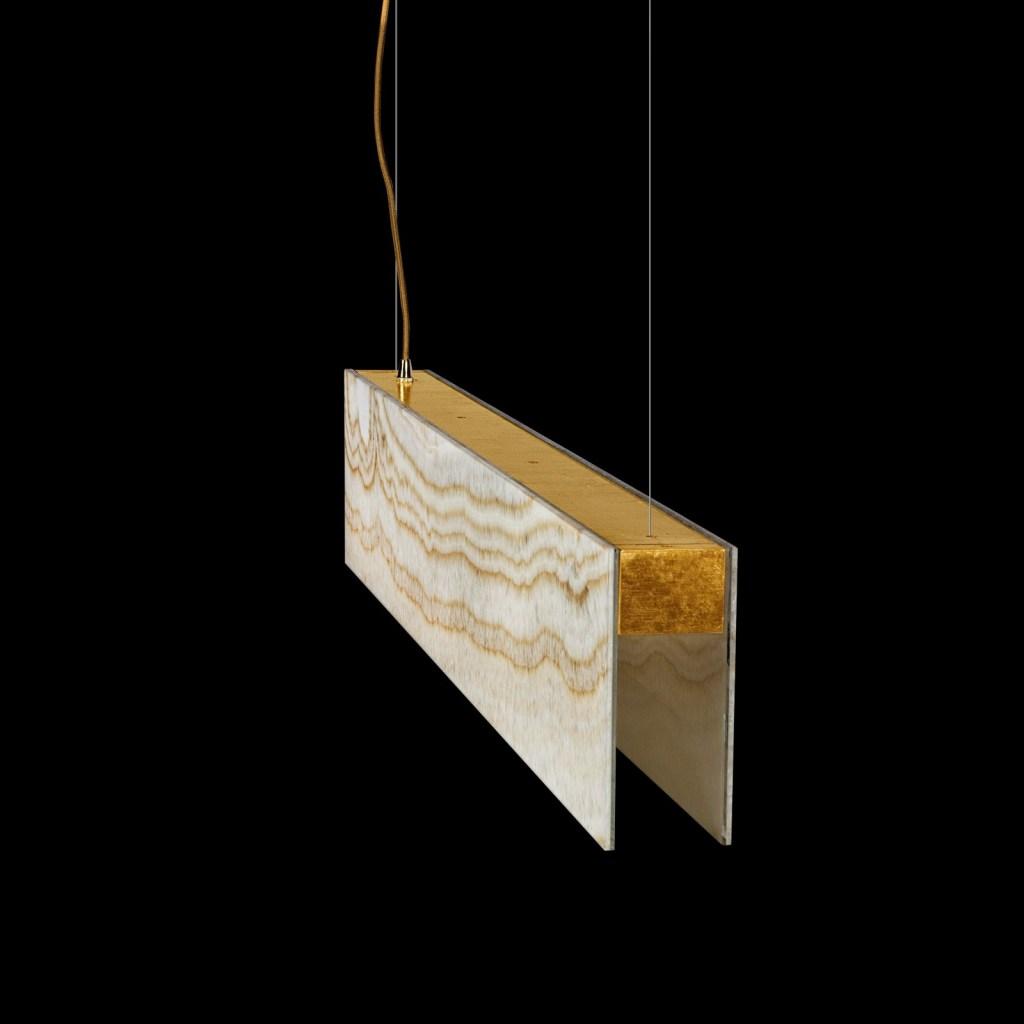 Privilege lampada a sospensione in marmo pregiato onice oro e argento design e stile per ambienti importanti e stile raffinato