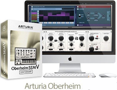 Arturia Oberheim SEM