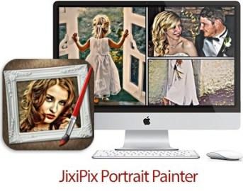JixiPix Portrait Painter
