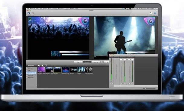 Wirecast Pro mac