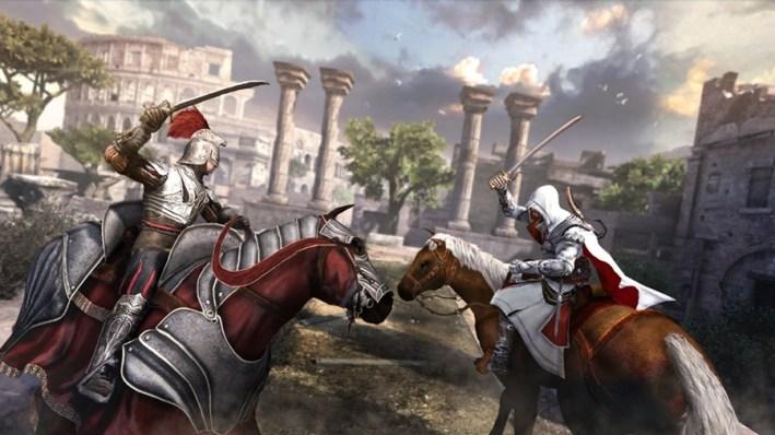 Assassin's Creed Brotherhood mac