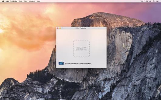 PDF Protector windows