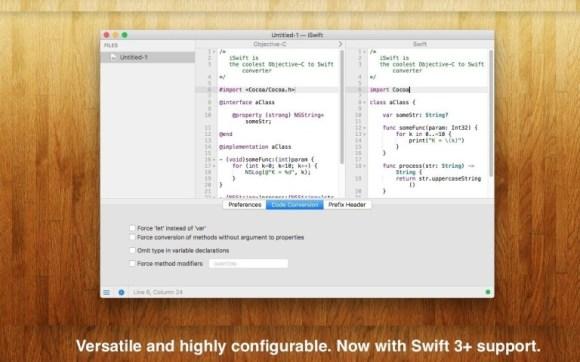 iSwift windows