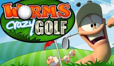 Worms Crazy Golf